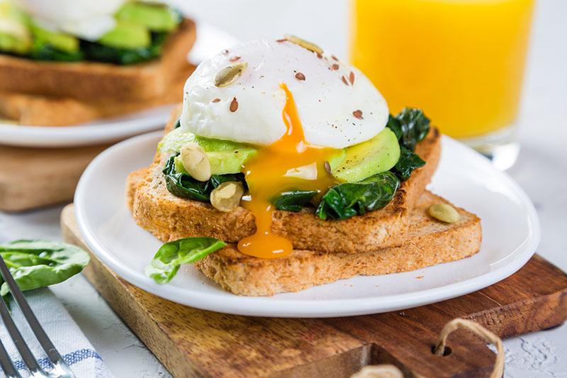 como preparar ovos