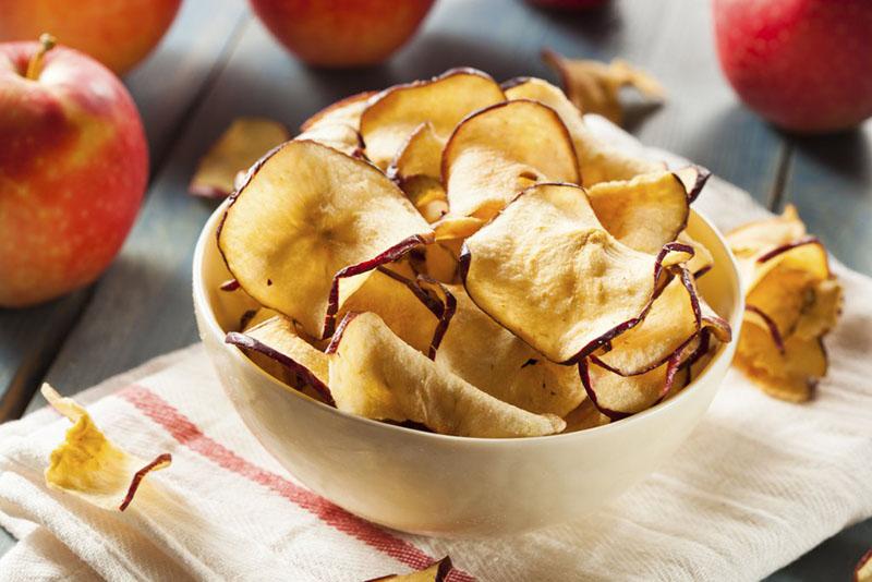 como preparar chips assados