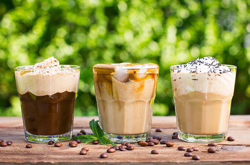 cafe gelado