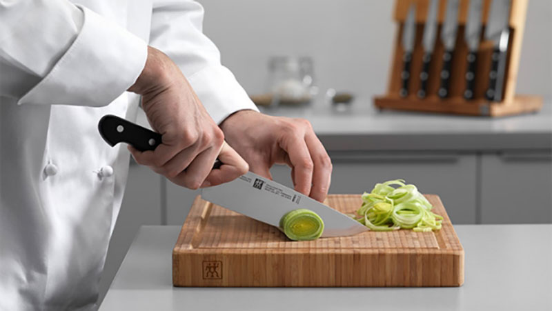 manutenção facas de cozinha