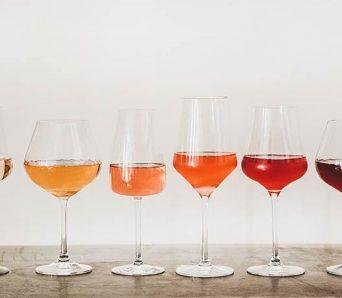 tipos de taças para vinho