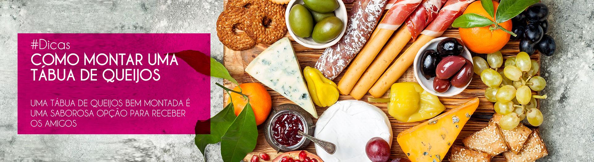 tabua queijos