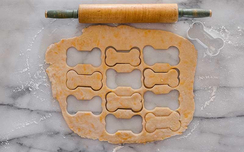 biscoitos para cães