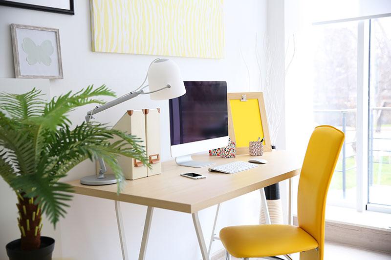 como montar um home office