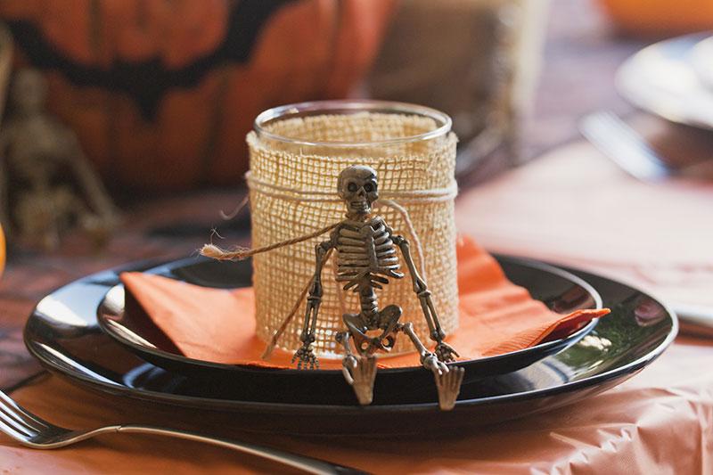 decorar para o halloween